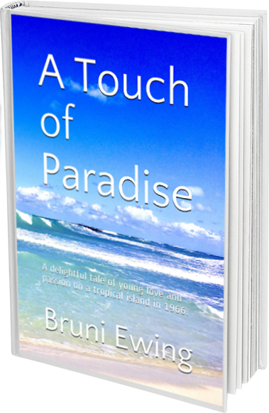 A Touch Of Paradise Book